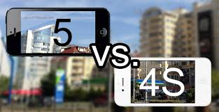 Camera shootout iPhone 5 vs iPhone 4S