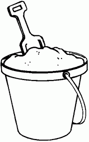 Bucket Filling Coloring Pages554164