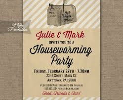 Printable Housewarming Invitations Using An Excellent Design Idea Aimed To Prettify Your Invitation Templates 14 Medium