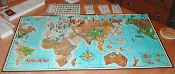 Axis And Allies Original Map Small