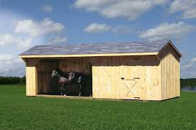 Shed Row Barns For Horses by Horse Barns And Animal Shelters