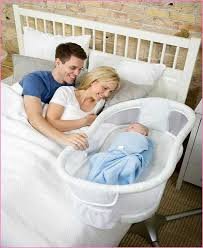Co Sleepers That Attach To Bed by Cosleeper Baby Bassinets Assembly Instructions Arms Reach Baby