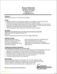 Banquet Manager Resume