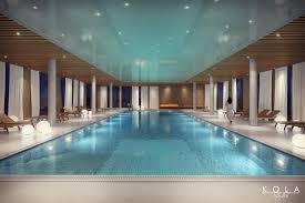 100 Interior Swimming Pool Imperial Park Hotel Spa Wellness Area Freelancers 3D
