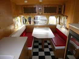 Checkerboard Vinyl Flooring For Trailers by 2015 Shasta Airflyte 16 Reissue Travel Trailer Review Roaming Times