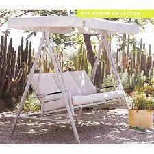Martha Stewart Victoria Patio Cushions by Kmart Martha Stewart Victoria Swing Replacement Canopy 92061011