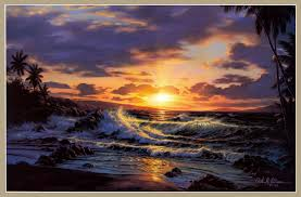100 Christian Lassen Artist Romance Of The Sea By Ries History Analysis Facts