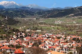 100 Kalavrita Village In Greece Stock Photo Picture And Royalty Free