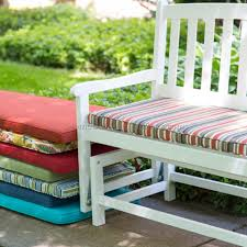 24 X 24 Patio Cushion Covers by Garden Bench Round Outdoor Cushions Lawn Chair Cushions Outdoor