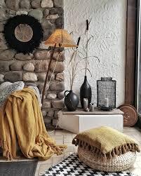 boho interior hygge couchstyle wohnzimmer