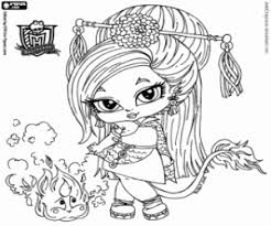 Jinafire Long Monster High Baby