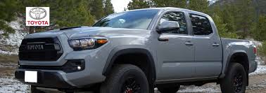 100 Toyota Truck Parts Tacoma Buy Used Tacoma Online