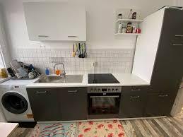 schöne 2 zimmer wohnung küche und bad mit fenster