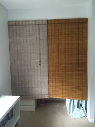 You Can Whitewash Bamboo Blinds Check Out The Difference This Ones A