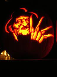 Freddy Krueger Pumpkin by Stellar Four Help Me Bloggi Wan Kenobi I Need A Pumpkin Pattern