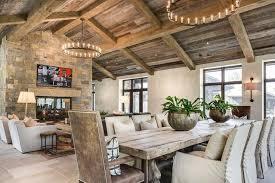 rustikale wohnzimmer eine gemütliche rustikale einrichtung