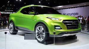 100 Hyundai Truck Creta STC Compact Concept For Global Markets