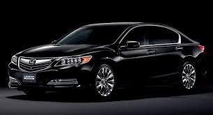 2015 Honda Legend Flagship Sedan Revealed in Japan It s the Acura
