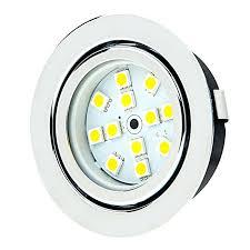 led cabinet puck lighting hardwired lights recessed light