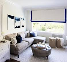 Transitional Living Room Leather Sofa by Taupe And Blue Family Rooms Transitional Living Room
