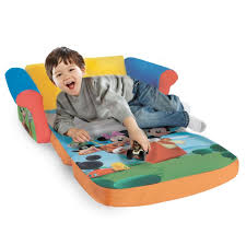 Marshmallow Flip Open Sofa Canada by Spin Master Marshmallow Furniture Flip Open Sofa Mickey Mouse