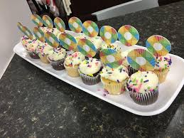Lightwell Cupcakes At One Of Our Recent Office Celebrations