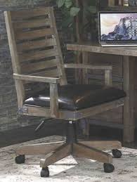 Youll Love The Rustic Elegance Of Artisan Revival Office Arm Chair