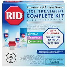Rid plete Lice Treatment Kit each from Kroger Instacart