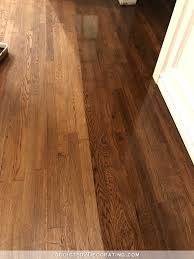 Applying Water Based Polyurethane To Hardwood Floors by The Hardwood Floor Refinishing Adventure Continues U2013 Tip For