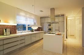 küche mit mittelblock aus corian modern küche hamburg