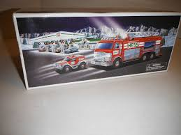 100 2005 Hess Truck Collectible Oil Company Emergency And 50 Similar Items