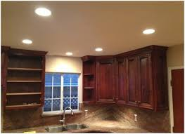 recessed led kitchen ceiling lights inviting recessed lighting