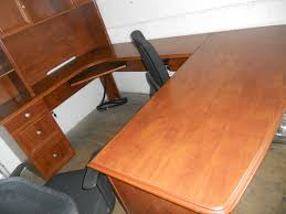 Realspace Broadstreet Contoured U Shaped Desk Dimensions by Realspace Broadstreet Contoured U Desk And 18 Similar Items