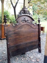 Antique Birdseye Maple Dresser With Mirror by Antique Bedroom Furniture
