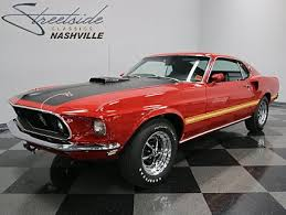 1969 Ford Mustang Classics for Sale Classics on Autotrader