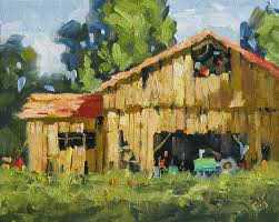 TOM BROWN FINE ART: AMERICANA, OLD BARN, FARM, 8x10 Inch OIL ... Saving Old Barns Green Mountain Timber Frames Middletown Springs Old Barn 1 By Nsimhasan On Deviantart Allert Farms Barns Widescreen Country Farm Rural Hd Desktop Inside Restored For Partying Wsj Married To Adventure How To Dismantle A Hand 1402 Best And Sheds Cabins Images Pinterest Picture Buildings Click Here Larger View Chilmark House Redesign Of With Low Pitched Roofs Artsy Endeavors