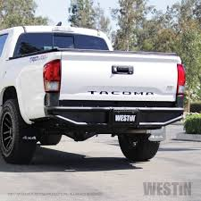 Outlaw Rear Bumper, Westin, 58-81045 | Titan Truck Equipment And ... Westin Automotive Products Eseries Polished Stainless Step 4 Platinum Oval Towheel Bars Buy 5793875 Hdx Black Winch Mount Grille Guard For Makes A 2500 Matching Challenge For Photo Gallery Amazoncom 231950 Rear Bumper Car Truck 072019 Toyota Tundra Series Ultimate Bull Bar Shane Burk Glass 251680 Signature Chrome