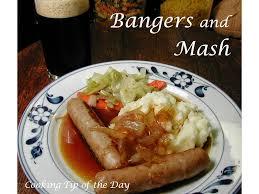Recipe Bangers And Mash