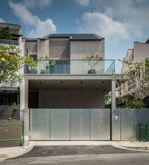 100 Semi Detached House Design Raw Exterior Design For A Semidetached House In Singapore