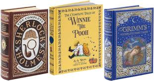 Barnes & Noble Collectible Edition Hardcover Books ONLY $8 Winnie