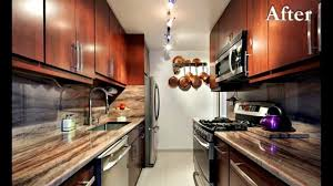 Home Interior Design Before And After Remodeling New York City Apartment
