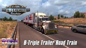 American Truck Simulator - B-Triple Trailer - U.S. Road Train - YouTube About Us Van Staden Triple M Trucking The Worlds Best Photos Of Trailers And Triple Flickr Hive Mind Todays June 2017 By Annexnewcom Lp Issuu Double Trailer Truck Images Youtube Professional Driver Traing Courses For California Class A Cdl Where To Find Triples In American Simulatorats Dump Truck Wikipedia Simulator Btriple Us Road Train Thursday March 23 Mats Parking Part 10 S Shopstore Tree Cafe Jula 48 Places Directory Triple Trucking Embroidered Sew On Patch Oil Field Uniform 4 12 X