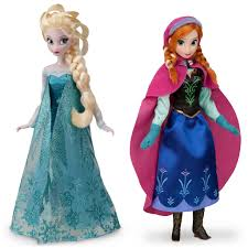 UPC 887961117776 Signature Collection Anna And Elsa Dolls Frozen