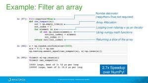 Numpy Tile New Axis by Python For Data Science With Anaconda