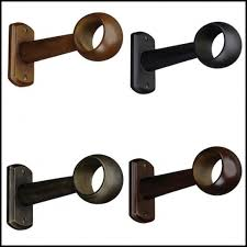 Graber Curtain Rod Hardware by Graber Extender Bracket For Graber Lock Seam Curtain Rods Add 3