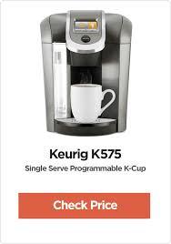Keurig K575 Single Serve Programmable K Cup Coffee Maker