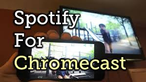 Stream Spotify onto Your Chromecast from Your iPad or iPhone [How
