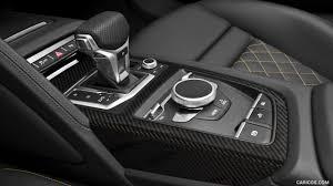 2017 Audi R8 V10 Spyder Interior Controls
