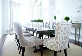 Dark Grey Dining Room Chairs Full Size Of Black Vinyl And