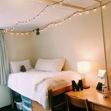 My Minimalist Dorm Room